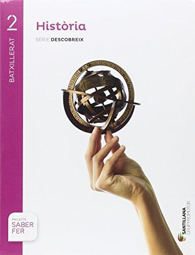 HISTORIA SERIE DESCOBREIX 2 BTX SABER FER - 9788491302803