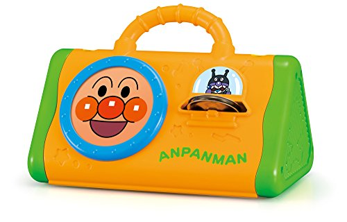 アンパンマン うちの子天才 よくばりさんかく打楽器