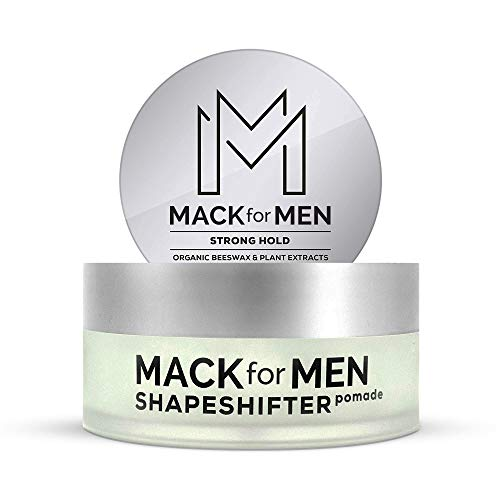 ShapeShifter Premium Hair Pomade for Men, Strong Hold Pomade with Organic Beeswax for Hair,...