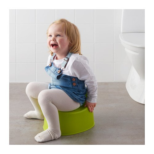 IKEA LILLA CHILDRENS POTTY - BRAND NEW (Colours may Vary)
