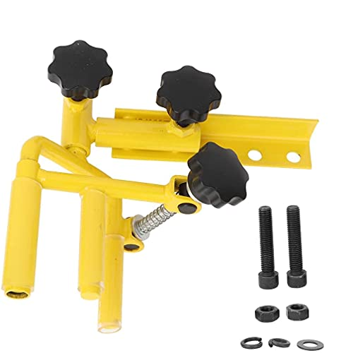 RLOZUI American Archery Parallel Universal Bow Vise Adjustable Compound Bow Target Tool
