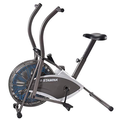 Stamina Air Resistance Exercise Bike 876 Bikes Exercise