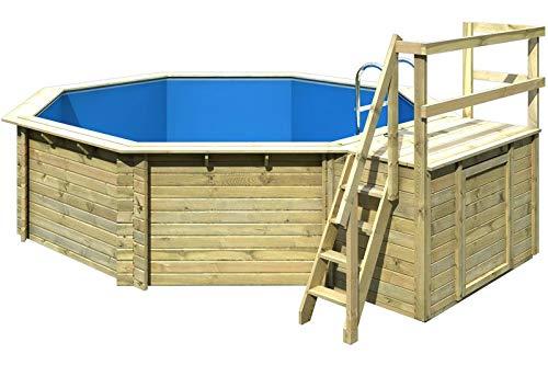 Unbekannt Karibu Pool Modell 2 Variante B