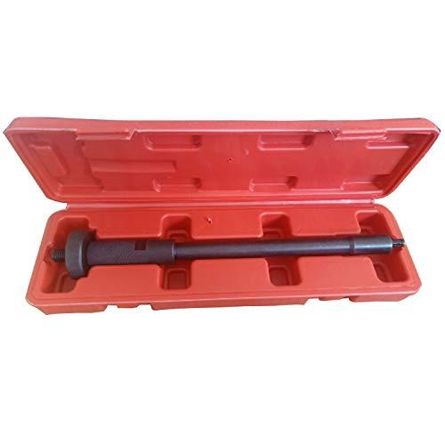 FairytaleMM Accesorios de modificación automotriz Sello Extractor de arandela de cobre Inyector universal de disco Herramienta de extracción de arandela de cobre (azul)