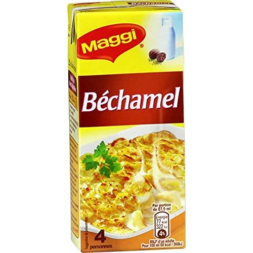 MAGGI - Sauce Fine Bechamel 350Ml - Lot De 4 - Vendu Par Lot