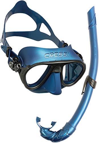 Cressi Calibro & Corsica, Blue