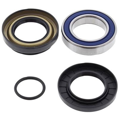 All Balls Rear Axle Bearing and Seal Kit for Honda Rancher 420 4x4 2007-2013