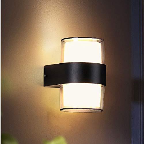 LED Außenwandleuchte Wasserdicht IP44...