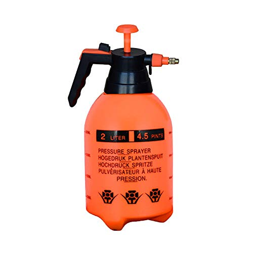 Niumen Draagbare Spuit Drukspuit 2 Liter / 3 Liter Spray Handmatige Fles Knapzak Water Onkruidverdelger Voor Huishoudelijk Wassen, Tuinbewatering wonderfully