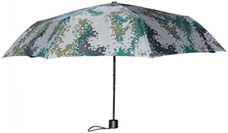 HANNMC Camouflage Umbrella Outdoor Umbrella