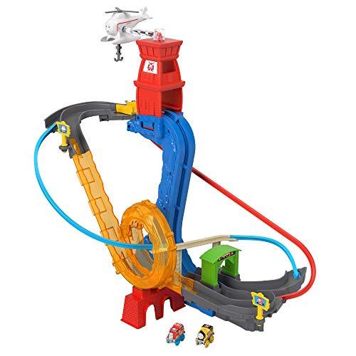 Thomas & seine Freunde FXT29 - Mini Eisenbahn Spielset motorisiert, Spielzeug ab 3 Jahren