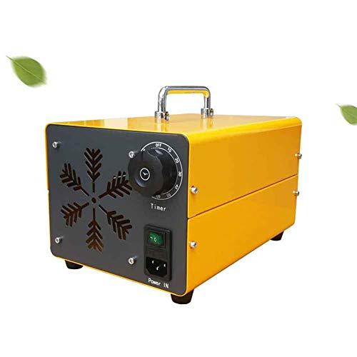 Ylight Industrial Ozon Purificador De Aire 40.000 MG/h, Ozonisator con Temporizador para Habitaciones, Humo, Coches Y Animales Domésticos