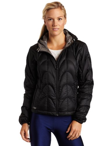 Outdoor Research Women's Aria Hoody, Black, Medium