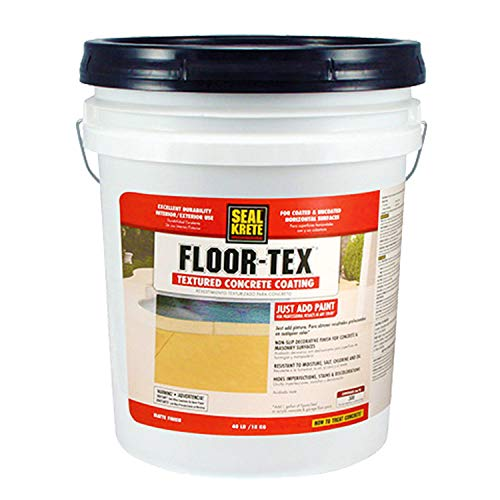 Floor -Tex 40 Textured Concrete Coating