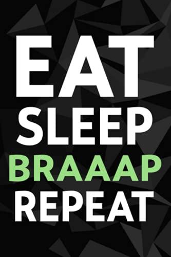 Eat Sleep Braaap Repeat Good For Dirt Bike Motocross Password kog book: Alphabetized Internet Password Keeper and Organizer Journal Notebook for ... address and password logbook,Password Book