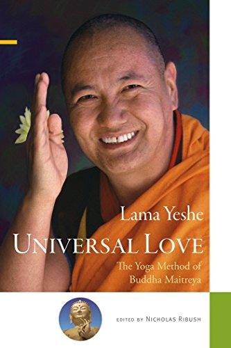 Universal Love: The Yoga Method of Buddha Maitreya