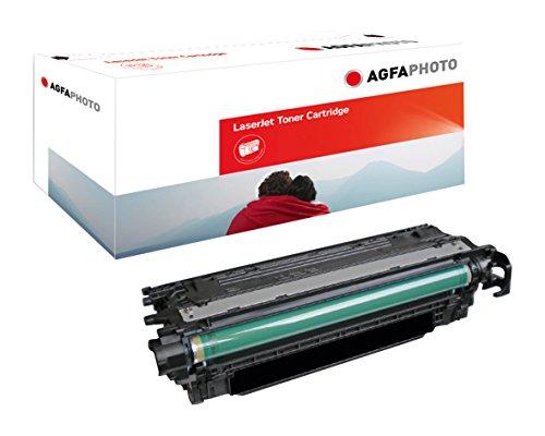 AgfaPhoto APTHP250XE Tinte für HP CLJ CP3525, 10500 Seiten, schwarz