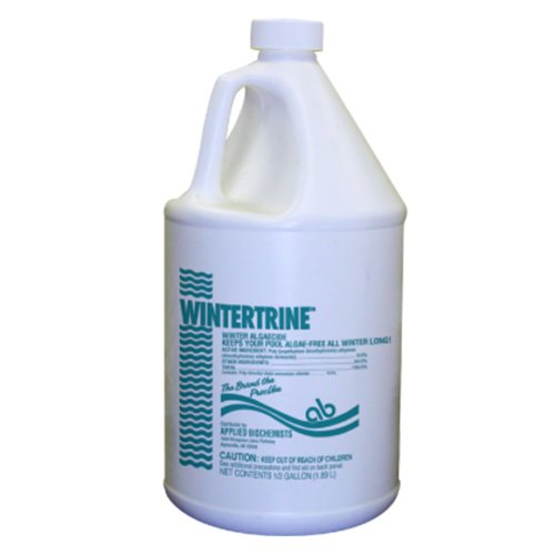 Applied Biochemists 407506A Wintertrine Algaecide Cleanser for Swimming Pool Closing, 1/2 gal