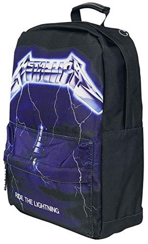 Metallica Ride The Lightning (Classic Rucksack) Rocksax [Vinyl LP]