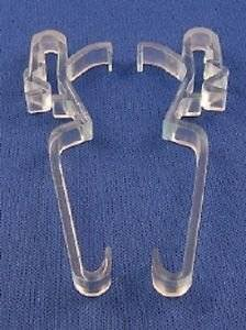 Hunter Douglas Valance Clip for Country Woods and Faux Wood Blinds (9)
