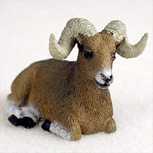 Conversation Concepts Big Horn Sheep Miniature Figurine