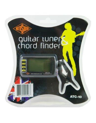 Rotosound Gitarren-Stimmgerät und Akkordfinder