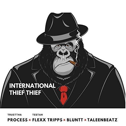 Trusttha Process, Testah Flexx Tripps, bluntt & Taleenbeatz
