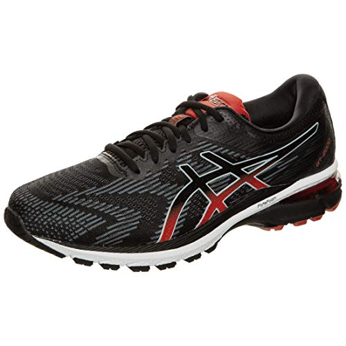 Asics GT-2000 8, Running Shoe Mens, Black/Sheet Rock, 42 EU
