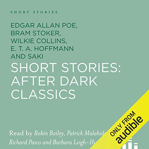 Short Stories: After Dark Classics  By  cover art