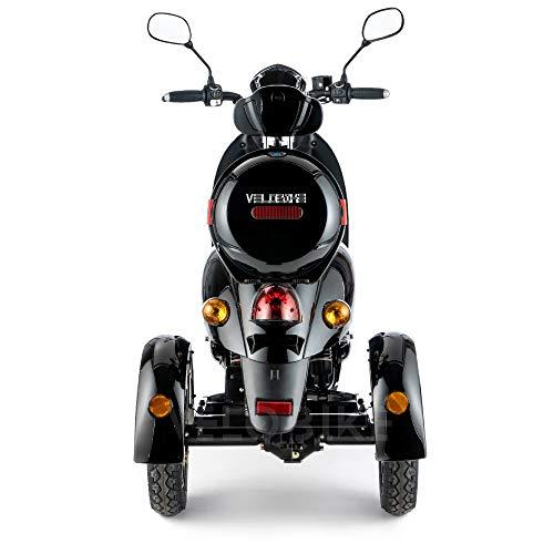 Scooter Senioren Dreirad für 2 Personen Bild 2*