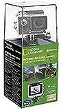 """National Geographic 4K WLAN Action Camera, 170°, 30m wasserdicht mit 2"""" Display -"""