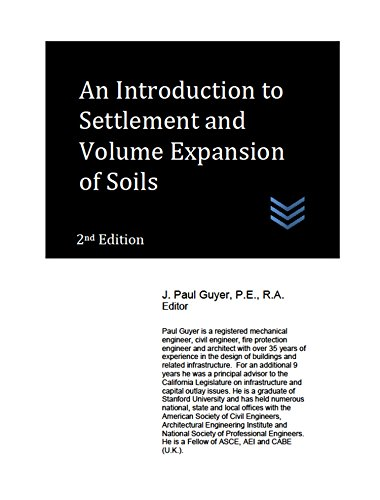 An Introduction to Settlement and Volume Expansion of Soils
