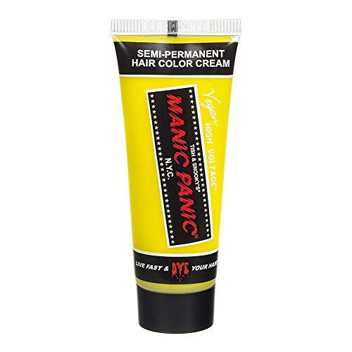 Manic Panic High Voltage Mini Coloration Semi-Permanente 25ml (Electric Banana)