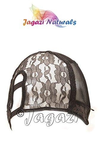 Bonnet de petite taille. Options : partie supérieure gauche, partie U droite, partie centrale et bonnets de perruque en petite taille.