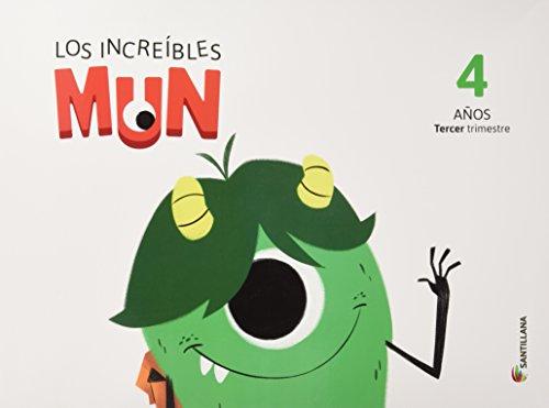 MUN 4 AÑOS 3 TRIM - 9788468027128