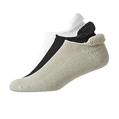 FootJoy ComfortSof Roll-Top 3-Pack
