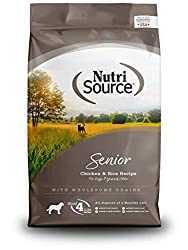 Top 10 Best Senior Dry Dog Food Brands Of 2019 Animalso