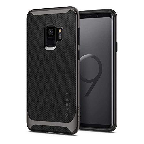 Spigen Neo Hybrid Designed for Samsung Galaxy S9 Case (2018) - Gunmetal