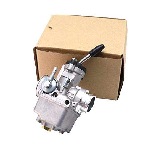 WPLHH Carburador Vergaser Dellorto 26 BS 2T 4T UNIVERSAL/Fit For - Yamaha TZR DR / 50-300cc 26BS 4T (A) R2841 hardware