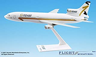 Flight Miniatures Novair Nova Airlines Lockheed Tristar L-1011 1:250 Scale Display Model