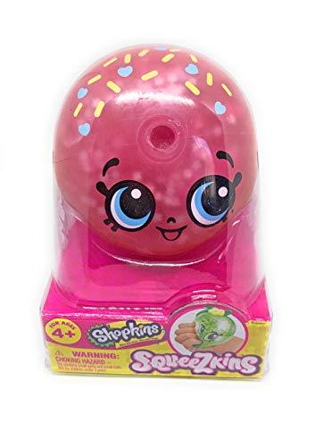Shopkins Squeezkins D'Lish Donut Squeezable Gel Figure