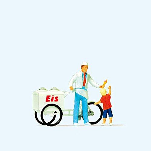 Preiser 1/87th–pr28126–Modelleisenbahnen EIS und Kinder