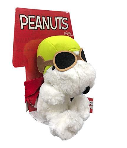 Peanuts - Plüsch 27cm Snoopy mit Blister Super weiche Qualität (Flieger)