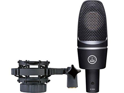 Akg C3000 - C-3000 microfono condensador estudio