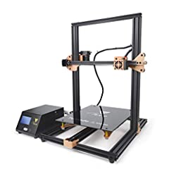 CONVENIENCE: 95% assembled, takes you only 30 minutes to assemble the rest of it POWERFUL: Equipped the newest MKS GEN L1.0 mainboard, frame made of full Aluminum EXTRA HEIGHT: 300x300x400mm printing size FILE FORMAT: G-code, STL HOST COMPUTER SOFTWA...