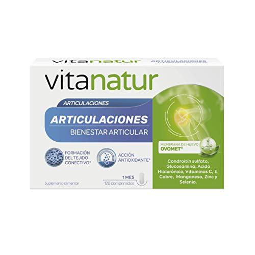 VITANATUR ARTICULACIONES 120 Comprimidos - Complemento