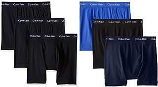 Calvin Klein Men's Cotton Stretch 3 Pack Boxer Briefs