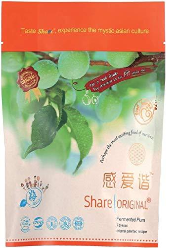 Share Original fermentierte Pflaume 7 Stück - Starterpaket