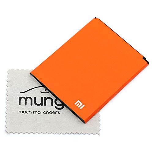 Batería para Xiaomi Original BM45 para Xiaomi Redmi Note 2 con paño mungoo