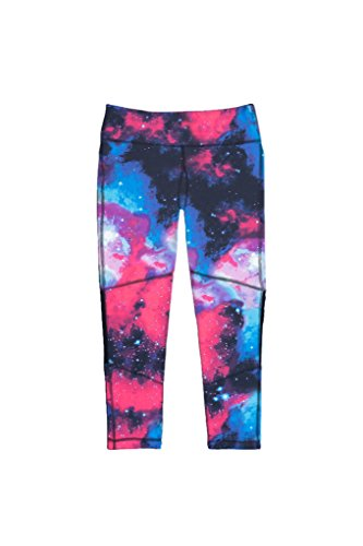 Dear Kate Go Kommando Yoga Capri - Galaxy - S